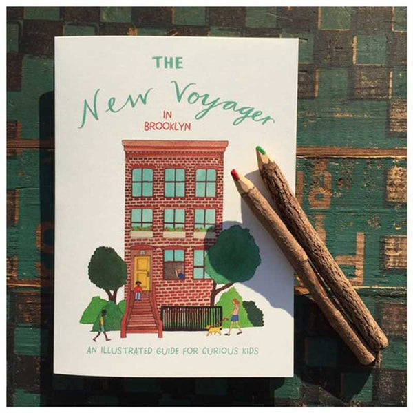 The New Voyager in Brooklyn - Travel Set