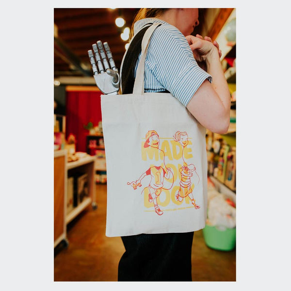 Made You Look Tote Bag