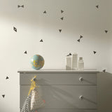 Mini Wallstickers - Triangles