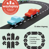 Waytoplay Ring Road <br> 12 pieces