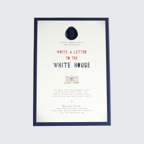 Write a Letter to the White House