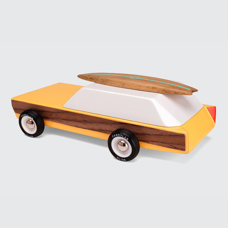 Woodie - Wooden Car