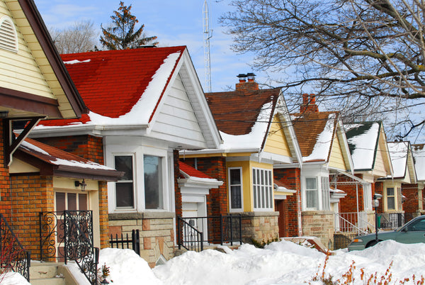 6 Common Roofing Issues in the Winter Months