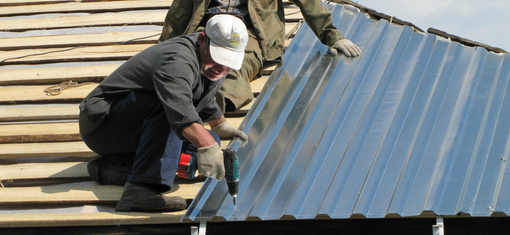 Sustainable Metal Roofing Grows in Popularity