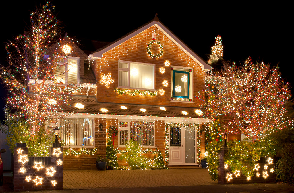 Holiday Lights and Your Roof—Naughty or Nice?