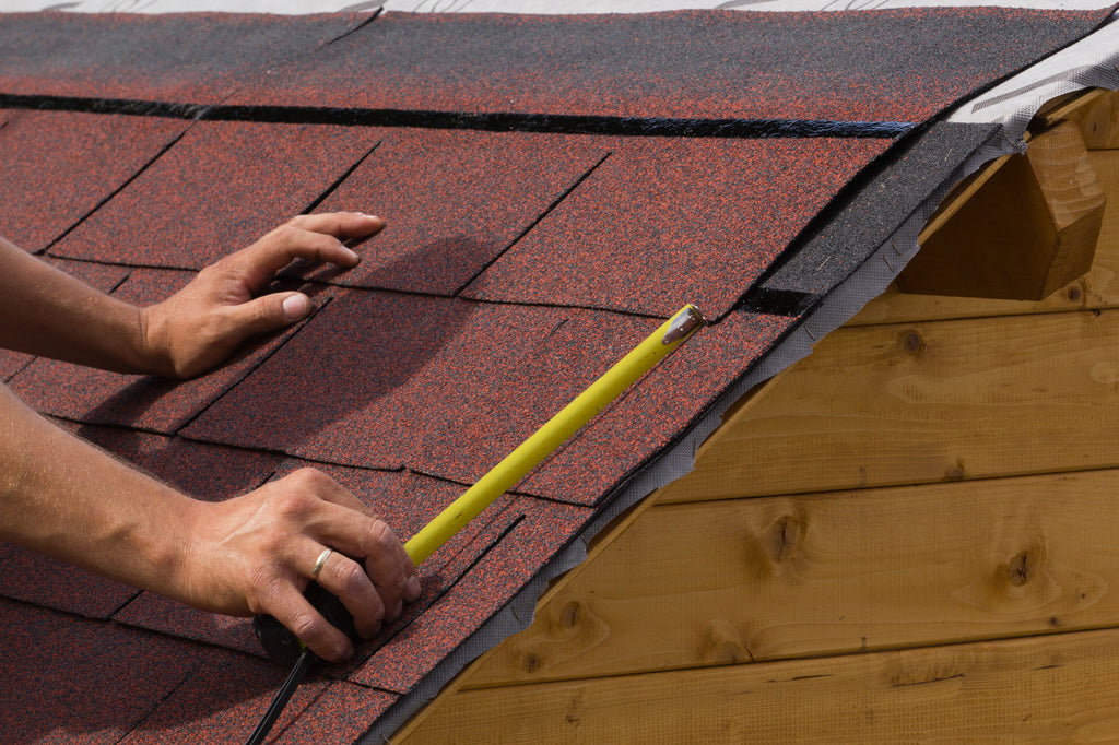 10 Steps to Building a Roof