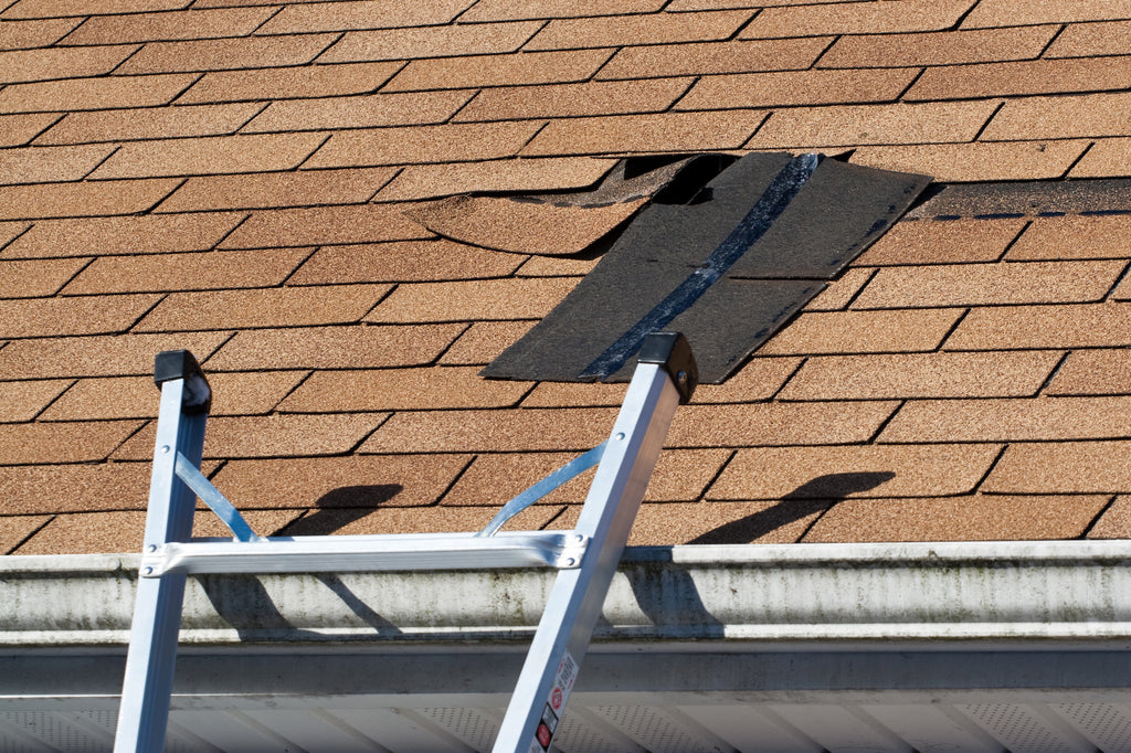 Wind--One of Your Roof's Biggest Enemies