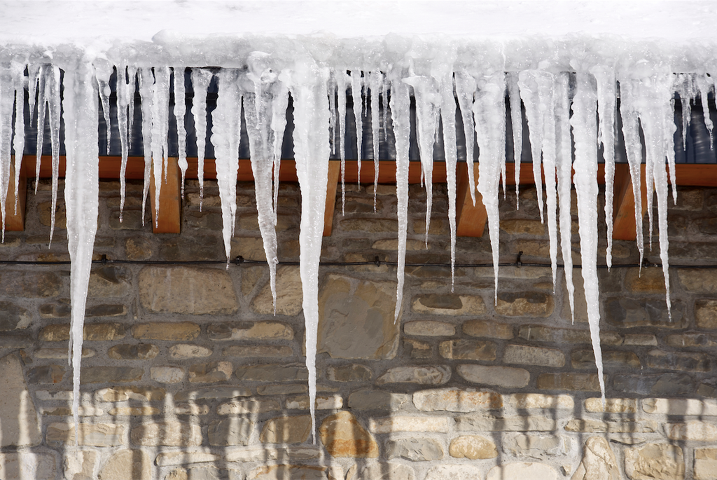 Ice Dams--Your roof's biggest winter enemy