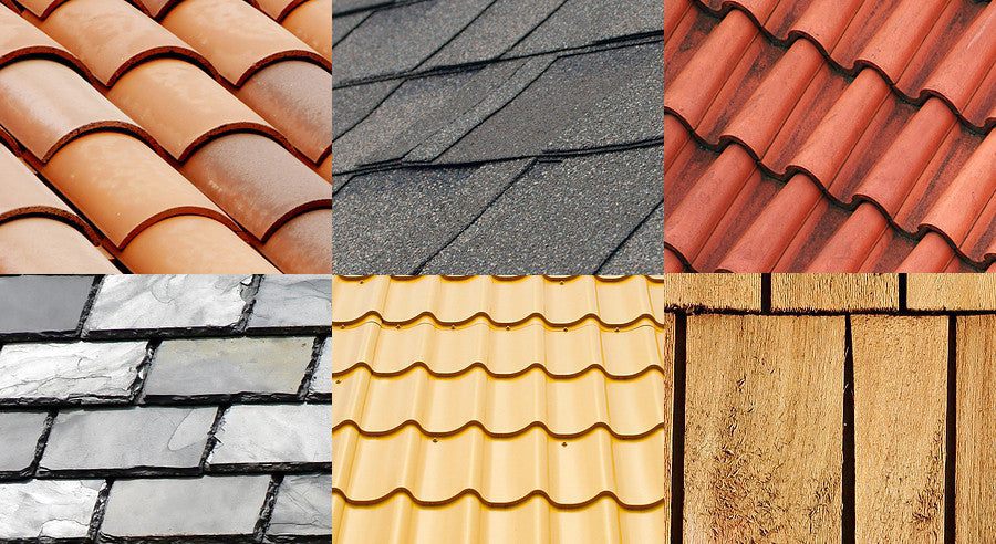5 Types of Roofing Materials Commonly Used on Homes in Kansas City