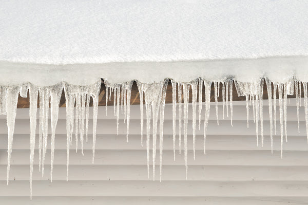 How Ice and Snow Impact Your Roof