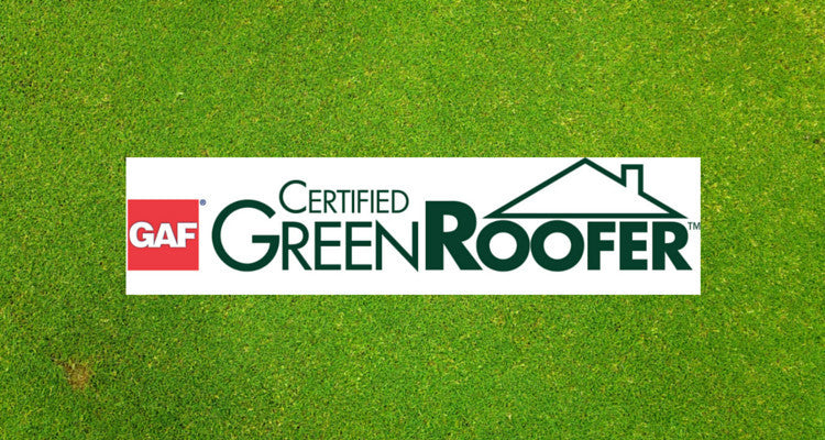 CERTIFIED GREEN ROOFING COMPANY