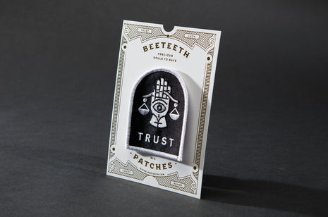Trust Patch by Bee Teeth