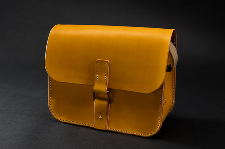 Box Satchel by Ruth Pullan