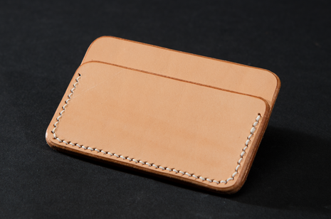 Card Case - Natural by Ruth Pullan