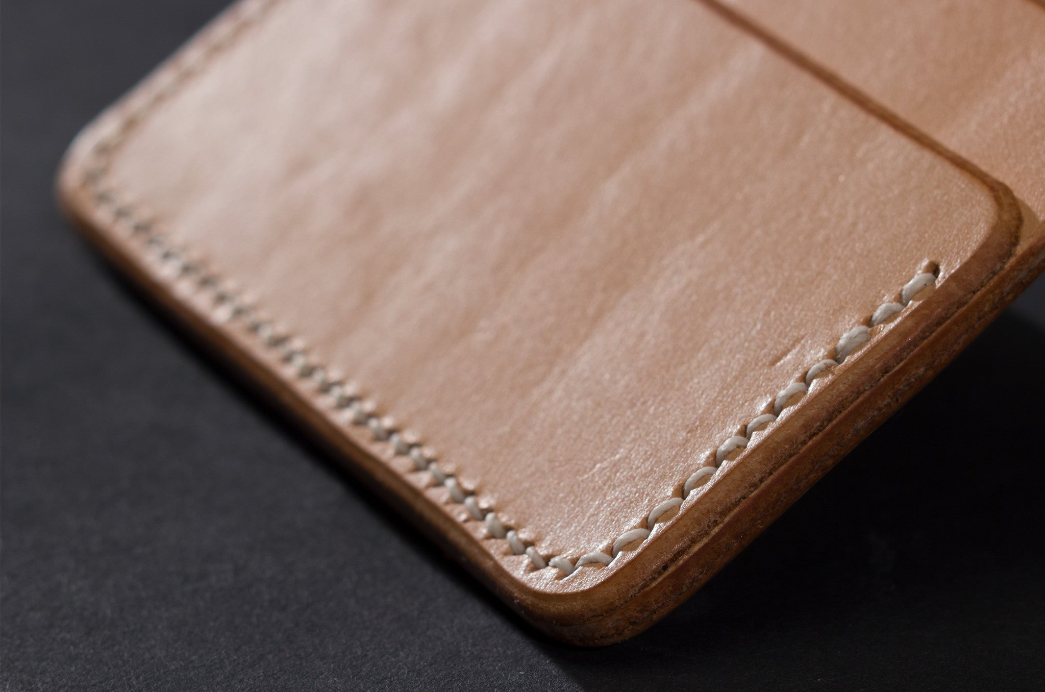 Card Case - Natural