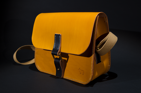 Box Satchel by Ruth Pullan X Strange