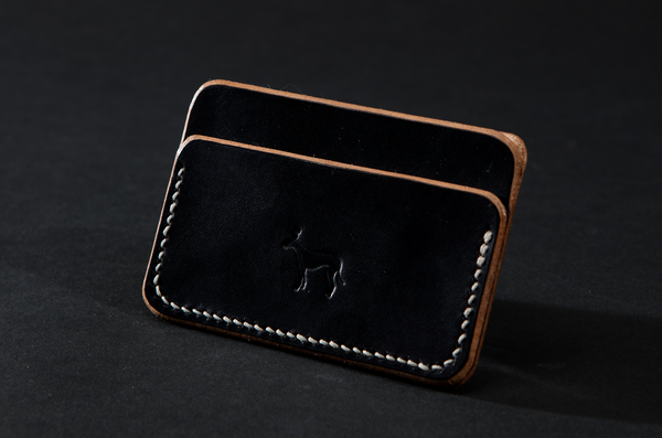Card Case - Black by Ruth Pullan X Strange