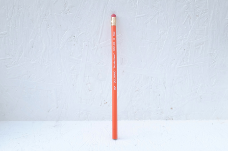 DDC Pencil - Orange by Draplin Design Co.