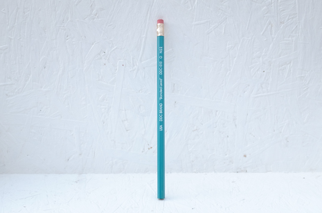 DDC Pencil - Turquoise by Draplin Design Co.