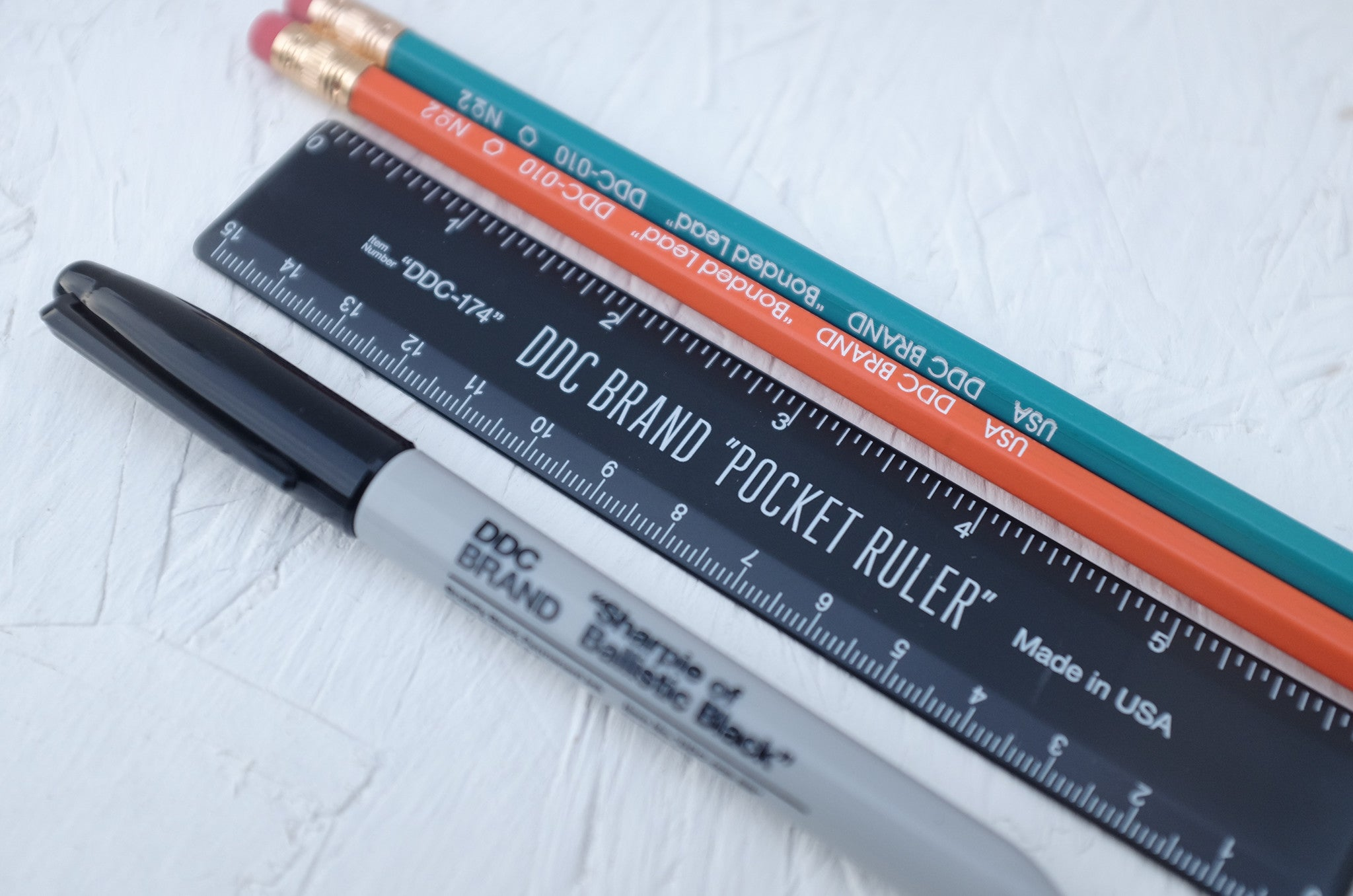 DDC Pocket Ruler
