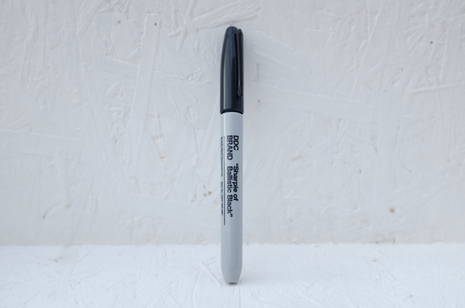DDC Sharpie Pen by Draplin Design Co.