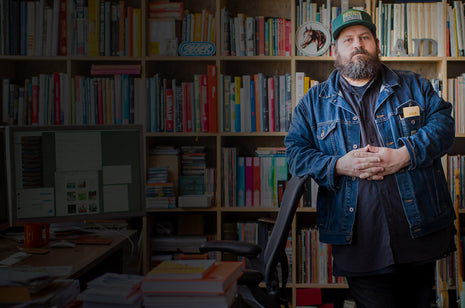 Welcome, Draplin by STRANGE