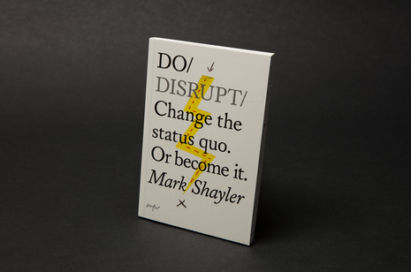 Do Disrupt by Do Book Co.