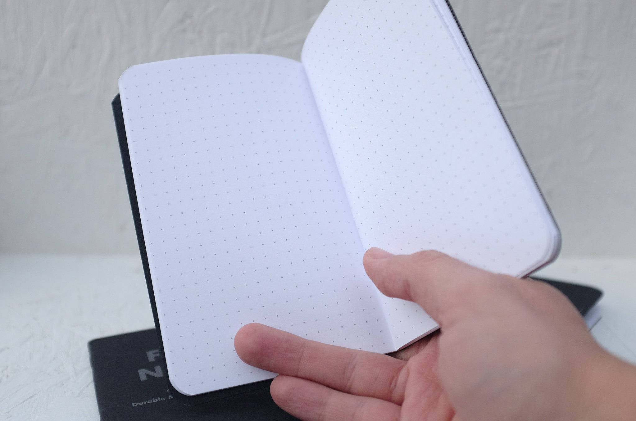 Field Notes notebooks - 'Pitch Black' 3-pack