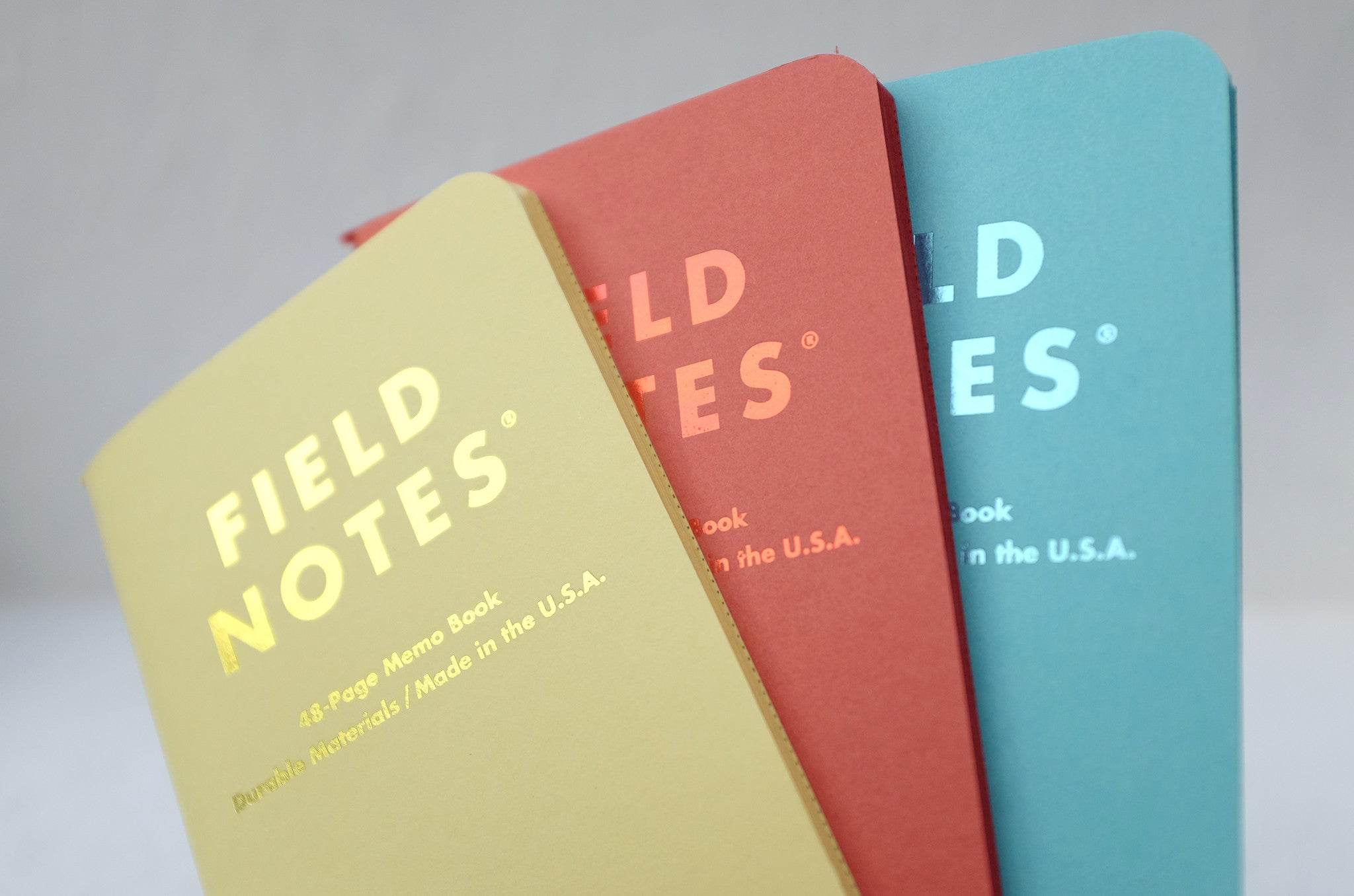 Field Notes notebooks - 'Sweet Tooth' 3-pack