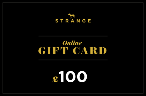Online Gift Card £100 by Strange