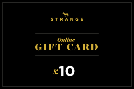 Online Gift Card £10 by Strange