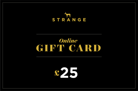 Online Gift Card £25 by Strange