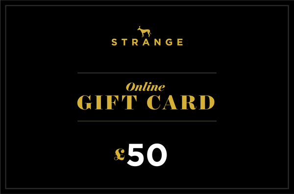 Online Gift Card £50 by Strange