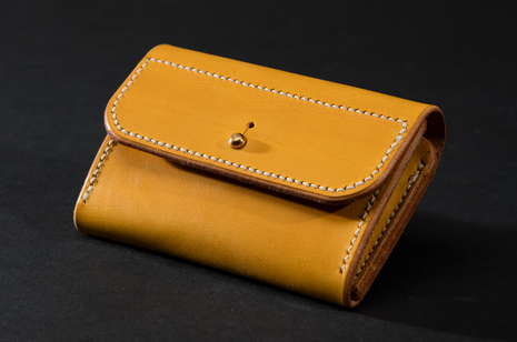 Purse - Yellow by Ruth Pullan