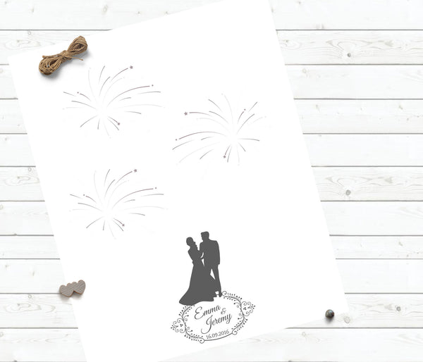 Wedding Tree - Guestbook Alternative - Wedding Fusions - 2