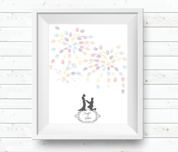Engagement Keepsake - Wedding Fusions