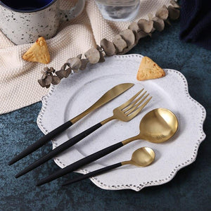 Gold - Flatware  - esesrie
