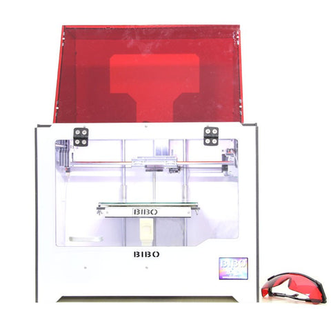 BIBO 3D Printer with Laser Engraving and WiFi - One Stop 3D Printer Shop