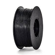 Flashforge ABS/PLA Filament-  Colour Black 1.75 MM - One Stop 3D Printer Shop - One Stop 3D Printer Shop