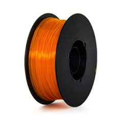 PLA Filament -Dark  Orange Colour 1.75 MM - One Stop 3D Printer Shop - One Stop 3D Printer Shop