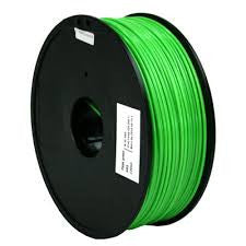 PLA Filament - Light Green Colour 1.75 MM - One Stop 3D Printer Shop - One Stop 3D Printer Shop