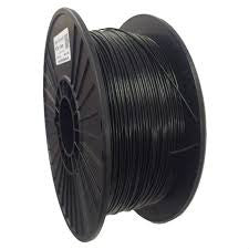 PLA Filament -  Black Colour 1.75 MM 1 Kg - One Stop 3D Printer Shop - One Stop 3D Printer Shop
