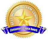 SafeGuardian Medical Alarm and Help Alert Systems Consumers Choice Award
