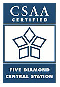 SafeGuardian Help Alert Monitoring Centers Are Both Five Diamond CSAA Rated