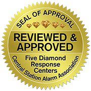 SafeGuardian's Emergency Response Center Is Rated Five Diamond