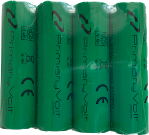 Rechargeable AA Console Batteries