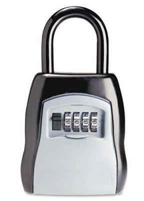 High Security Senior Medical Alert House Key Lock Box