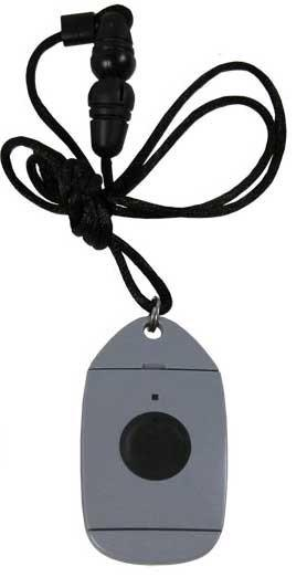 Home Medical Alarm System - Home Medical Alert System Replacement Pendant