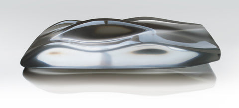Clear Porsche 917 Sculpture