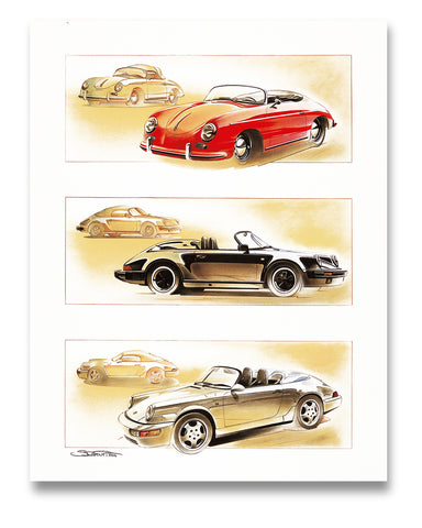 Generation Speedster Limited print